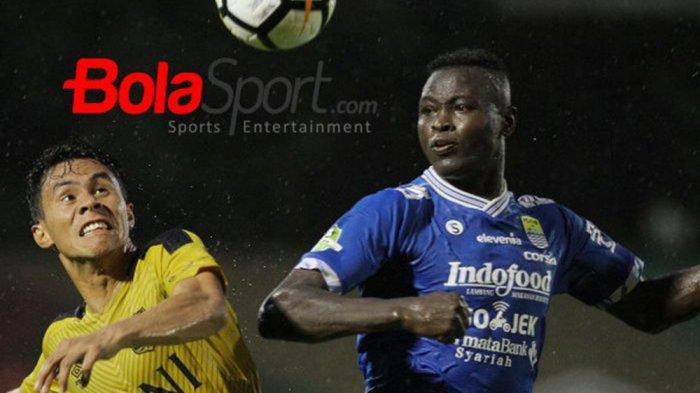 King Eze Resmi Gabung Bhayangkara FC, Sumbang 36 Gol & 15 Assist untuk Persib Bandung Selama Liga 1