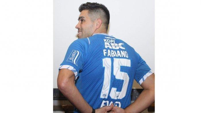 Sepekan Bergabung Persib Bandung, Fabiano Beltrame Ungkap Perasaan Bersama Maung Bandung