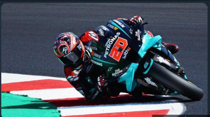 Fabio Quartararo Menang di MotoGP Portugal 2021, Joan Mir di Posisi ke-3