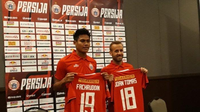 Gelar Latihan Perdana, 2 Pemain Asing Baru Ikut Latihan Persija Jakarta