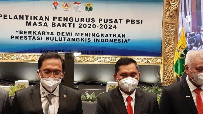 Listyo Sigit Prabowo Mundur, Kapolda Metro Jaya Fadil Imran Dipilih Jadi Sekjen Baru PBSI