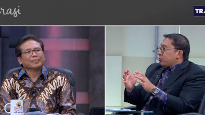 Debat Seru soal Kebebasan Sipil Menurun, Jubir Presiden Tunjuk-tunjuk Fadli Zon: Anda Berlebihan