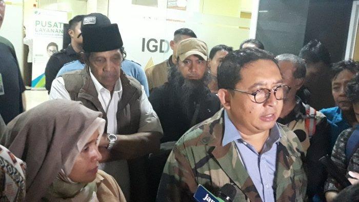Fadli Zon Sebut Ada Ratusan Korban Dilarikan Ke RSUD Tarakan