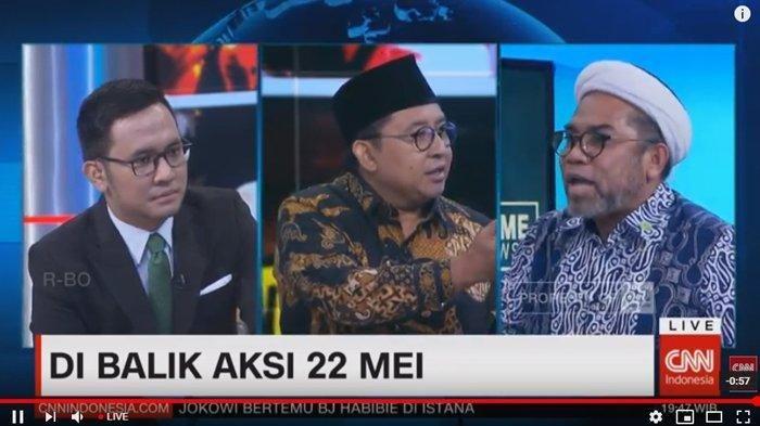 Ditunjuk-tunjuk Fadli Zon Saat Bahas Korban 22 Mei, Ali Ngabalin Murka: Jangan Bercanda Sama Saya!