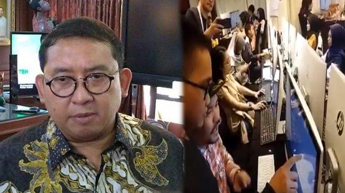 Fadli Zon Sebut Markas Real Count BPN 'Nomaden', Indra Bekti Bocorkan Suasana War Room TKN