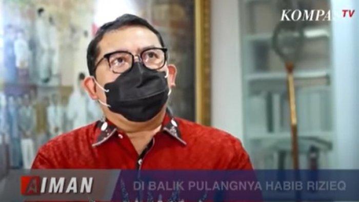Diduga Ada Agenda Politik di Balik Habib Rizieq Pulang, Fadli Zon: Dia Menjunjung Tinggi Kebenaran