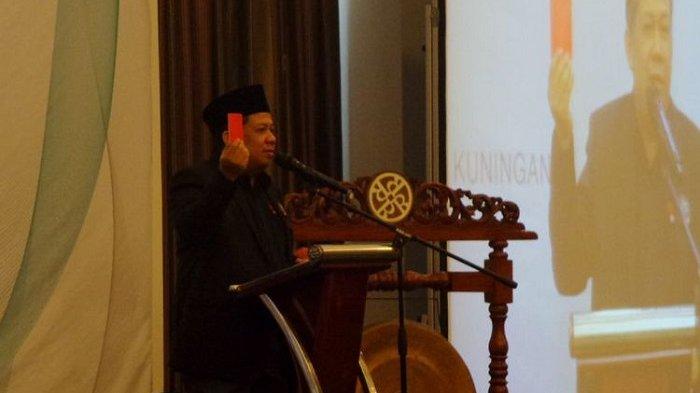Fahri Hamzah Sebut Ada Ratusan Kasus Nazaruddin yang Disimpan oleh KPK