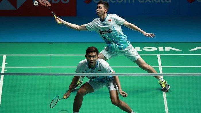 Selamat, Fajar/Rian Jadi Wakil Pertama Indonesia Lolos ke Babak Perempat Final China Open 2019
