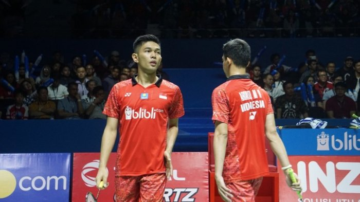 China Open 2019: Statistik Fajar/Rian Vs Lu/Yang, Link Live Streaming dan 2 Wakil Indonesia Kalah