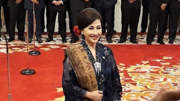 Sederet Fakta Putri Kuswisnuwardhani: Bos Mustika Ratu, Wantimpres Jokowi, Pernah Produser Film