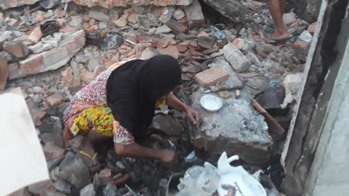 SemingguUsai Kebakaran, Sejumlah Pengungsi Sudah Mulai Meninggalkan Lokasi Pengungsian