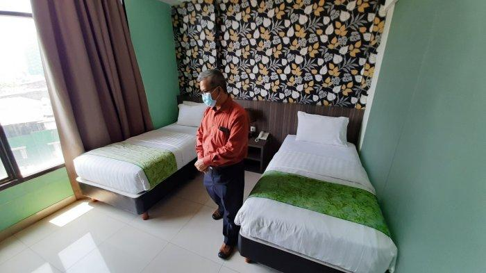 Kapasitas 160 Tempat Tidur, Hotel Kyriad di Kota Tangerang Jadi Tempat Isolasi Pasien Covid-19