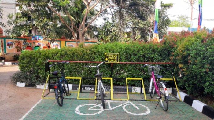 Daftar Stasiun MRT Jalur Layang yang Punya Area Parkir Sepeda