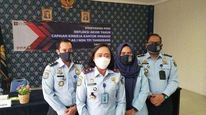 Pembuatan Paspor di Tangerang Turun Hampir 60 Persen Selama Pandemi Covid-19