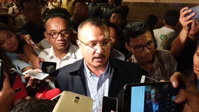 Ditanya AHY Temui Jokowi Pertanda Bakal Koalisi, Reaksi Ferdinand Hutahaean Disambut Tepuk Tangan