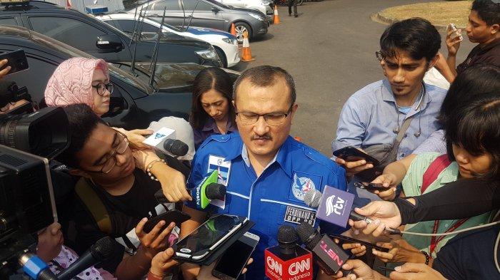 Kebohongan Ratna Sarumpaet, Ferdinand Hutahaean Murka dan Minta Prabowo Pecat dari Tim Pemenangan
