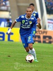 Ferdinand Sinaga Pemain Persib Bandung.