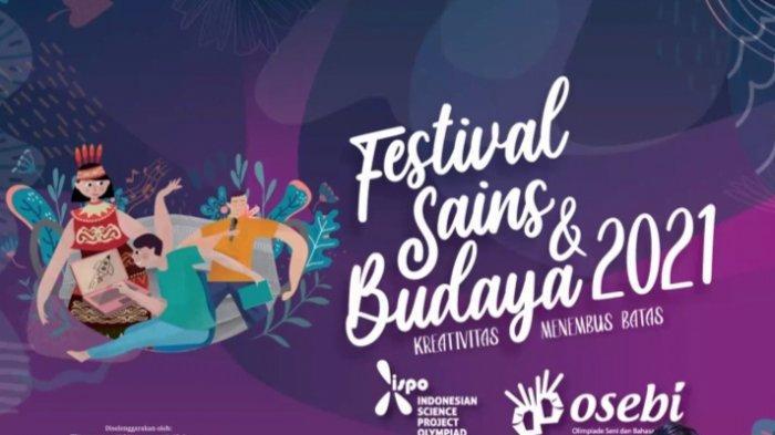 Dorong Siswa Berprestasi, Eduversal Gelar Festival Sains dan Budaya Secara Daring