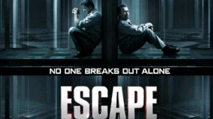 Sinopsis Film Escape Plan: Duet Sylvester Stallone dan Arnold Schwarzenegger di Bioskop Trans TV