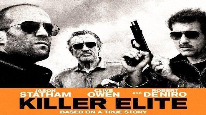 Sinopsis Film Killer Elite, Aksi Jason Statham Bakal Tayang di Bioskop Trans TV Malam Ini