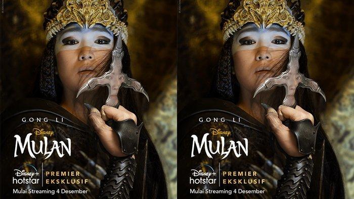 Hadir Dalam Bahasa Indonesia, Luna Maya, Yuki Kato dan Dion Wiyoko Jadi Pengisi Suara Film Mulan