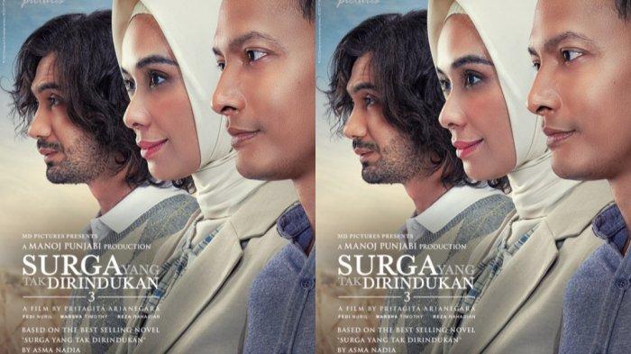 Film Surga yang Tak Dirindukan 3 Tayang Bulan Ramadan