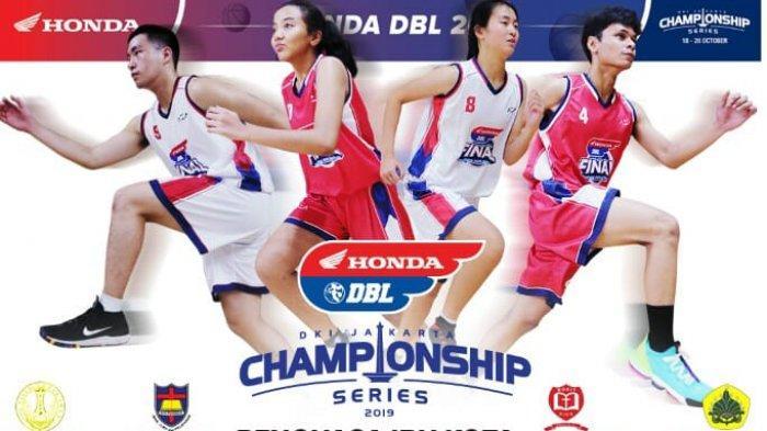 BERLANGSUNG Live Streaming Final DBL Championship Series 2019, Empat Laga Disiarkan