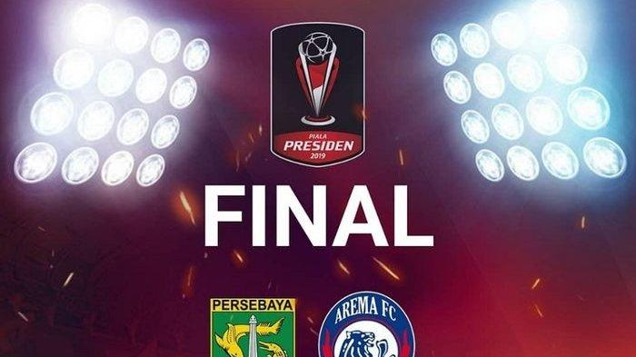 Live Score Arema FC vs Persebaya Final leg 2 Piala Presiden 2019, SESAAT LAGI