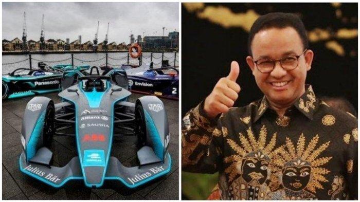 Ajang Formula E dijadwalkan digelar di Jakarta pada 2022 - Gubernur DKI Jakarta Anies Baswedan