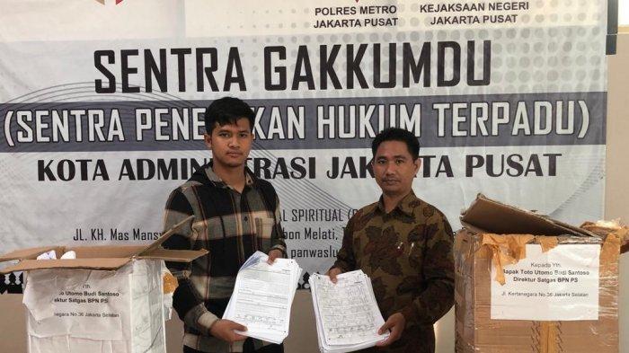 Polisi Temukan Dua Kardus Isi Ribuan C1 Kabupaten Boyolali Saat Gelar Operasi Lalu Lintas di Menteng