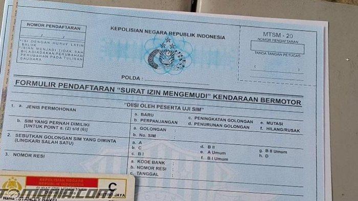 Lokasi SIM Keliling di 5 Wilayah Jakarta dan Gerai Samsat di Jadetabek Hari Ini Sabtu (15/6/2019)