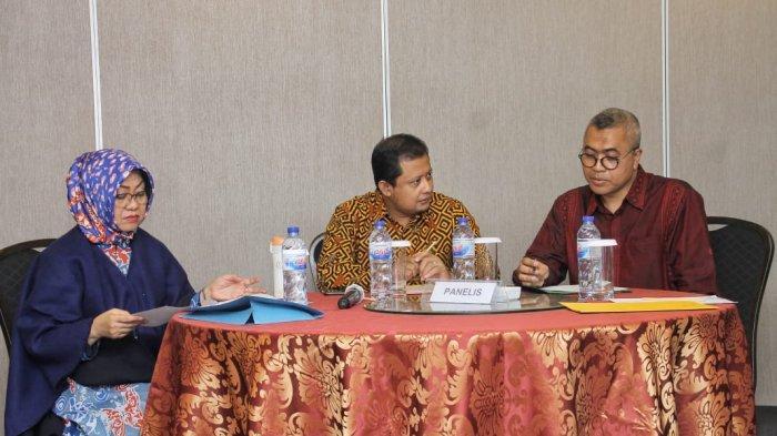 Sejumlah Tokoh Hadir dan Beri Masukan dalam FGD Calon Wagub DKI Jakarta