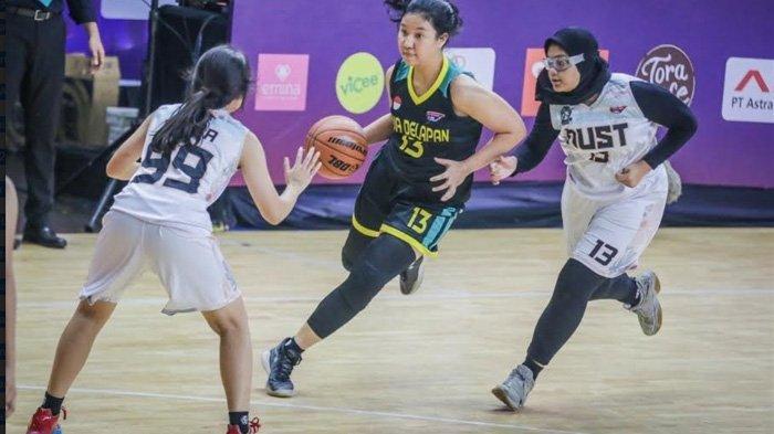 Menang Telak dari SMAN 21 Jakarta, SMAN 28 ke Final DBL DKI Jakarta Championship 2019