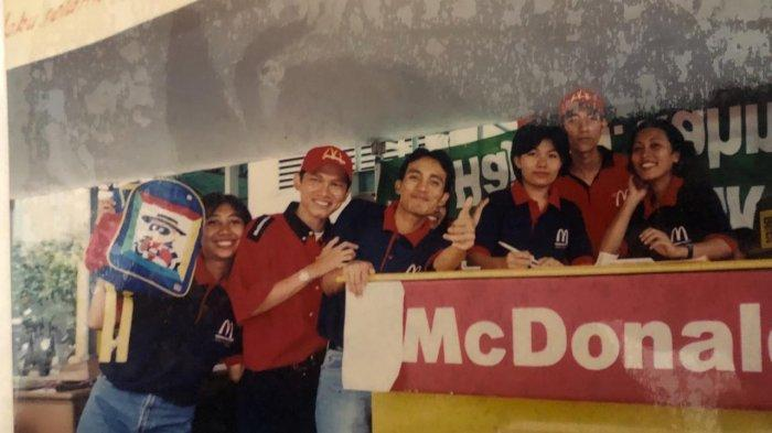 Ayahnya Mengabdi 17 Tahun di McDonald's, Raissa Sedih Tahu McD Sarinah Bakal Ditutup