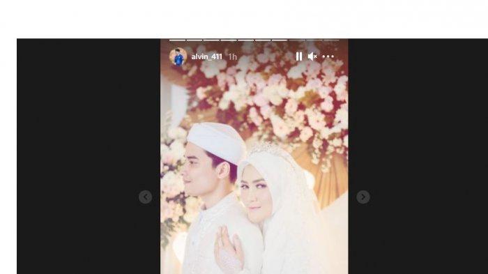 Alvin Faiz dan Henny Rahman Menikah, Umi Yuni Berbahagia Lalu Beri Doa: Semoga Dalam Berkah Allah