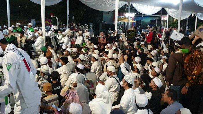 Hari Ini, Polisi Periksa Rizieq Shihab dan Menantunya Terkait Kerumunan di Petamburan