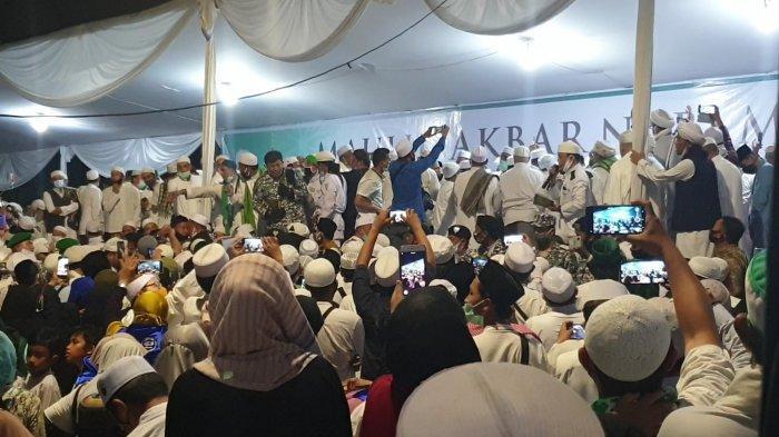 Alasan Eks Kapolres Jakput Tak Bubarkan Kerumunan Simpatisan Rizieq Shihab di Petamburan