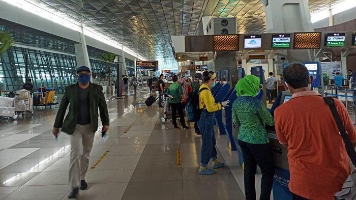 Bulan Oktober, Jumlah Penumpang di Bandara Soekarno-Hatta Naik 20 Persen Selama Pandemi Covid-19