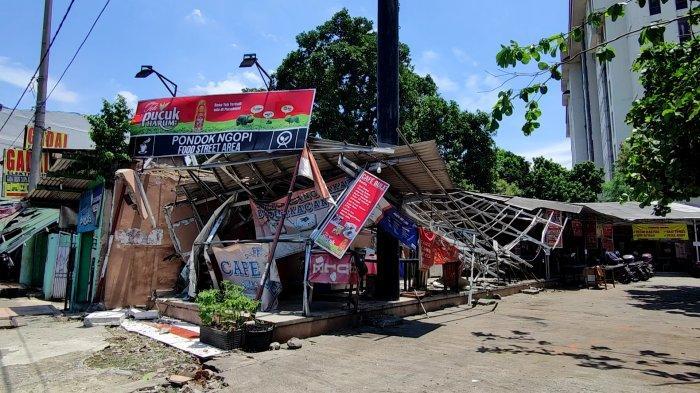 613 Jiwa Terdampak Angin Puting Beliung di Kota Depok
