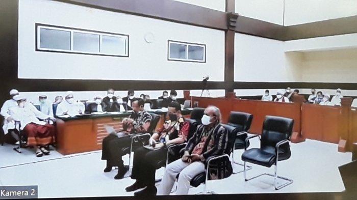 Sidang Rizieq Shihab, Saksi Ahli Bahasa Jelaskan Undangan Dapat Berubah Menjadi Hasutan