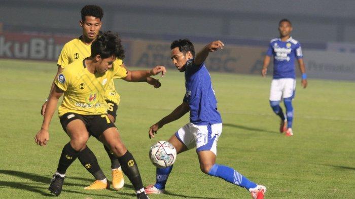 HASIL Liga 1 Persib Vs Barito Putera: Maung Bandung Raih 3 Poin Perdana, Marc Klok Jadi Pahlawan