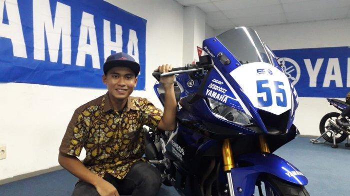Pebalap Yamaha Galang Hendra Sayangkan Sirkuit Mandalika Berkonsep  Street Circuit
