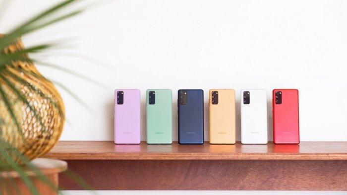 CEK Daftar Harga HP Samsung Tebaru Januari 2021: Galaxy A10s Rp 1,5 Juta, Galaxy A31 Rp 3,7 Juta