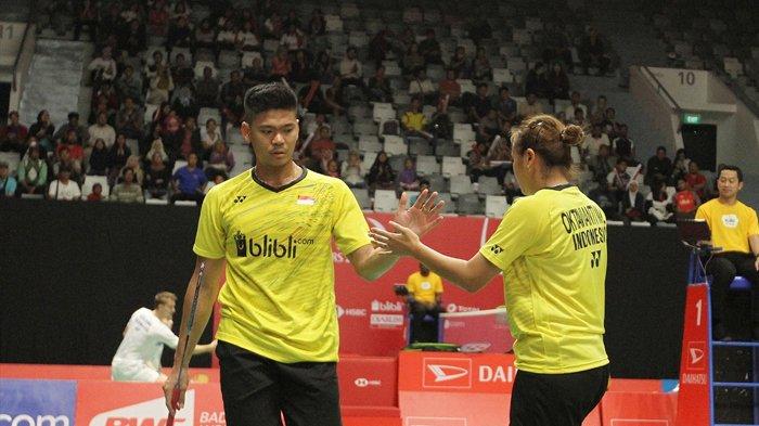 Hasil Thailand Open 2019: Praveen/Melati Kalah Melalui Rubber Game, Alfian/Masheilla Terjungkal