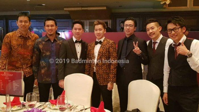 Penampilan Elegan Pebulutangkis Indonesia dan Drawing Marcus/Kevin di BWF World Tour Finals 2019