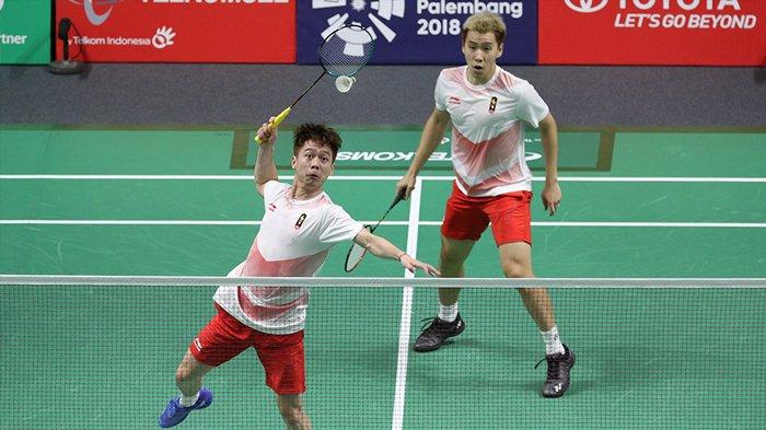 Klasemen dan Jadwal Piala Sudirman Malam Ini, Tim Bulu Tangkis Indonesia vs Kanada Live TVRI
