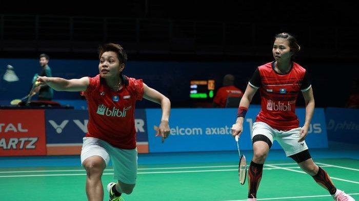 Japan Open 2019: Greysia/Apriyani dan Tommy Sugiarto Lolos ke Perempatfinal, Ginting Sedang Berjuang