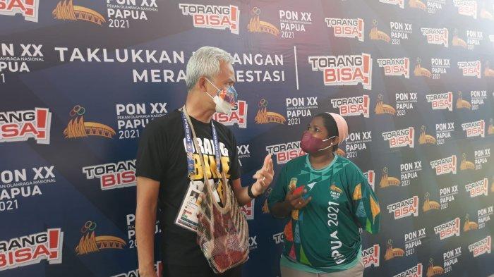 Atlet Taekwondo Jawa Tengah Dapat Dukungan Ganjar Pranowo: Perfect Sekali, Bisa Lah Tambah Emas