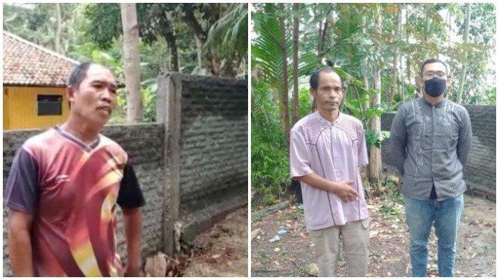 Tetangga Tembok Jalan Gara-gara Tanahnya Dilindas Mobil, Muslih Tak Bisa Masuk ke Rumah
