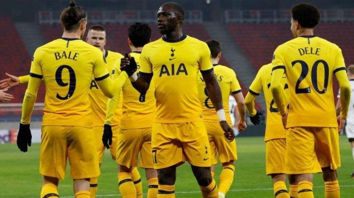 Hasil Tottenham Vs Wolfsberger AC: Gareth Bale Bawa Tottenham Lolos 16 Besar Liga Europa